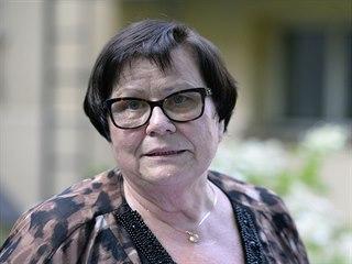 Ministryně spravedlnosti za ANO Marie Benešová.