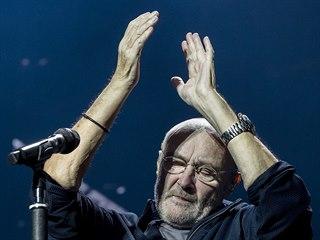 Phil Collins 25. června 2019 v pražské O2 areně