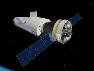 Space RIDER je nákladní raketoplán Evropské vesmírné agentury(ESA)