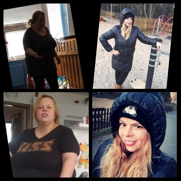 Díky Metabolic Balance zhubla paní Petra 47 kg
