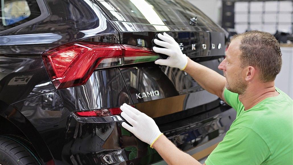 Škoda zahájila výrobu kamiqů, k prvním zákazníkům dorazí v září