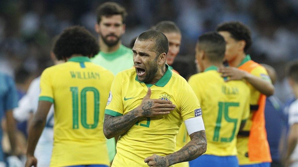ONLINE: Copa América vrcholí, Brazílie hraje ve finále proti Peru