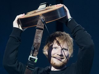 Ed Sheeran na Letišti Letňany v Praze (7. července 2019)