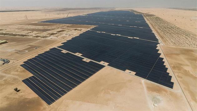 K síti se připojila největší solární elektrárna. Rekord dlouho nevydrží