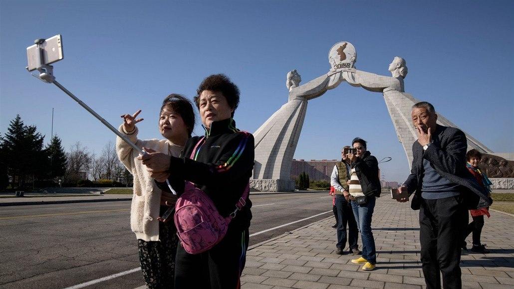 cizinci v Koreji