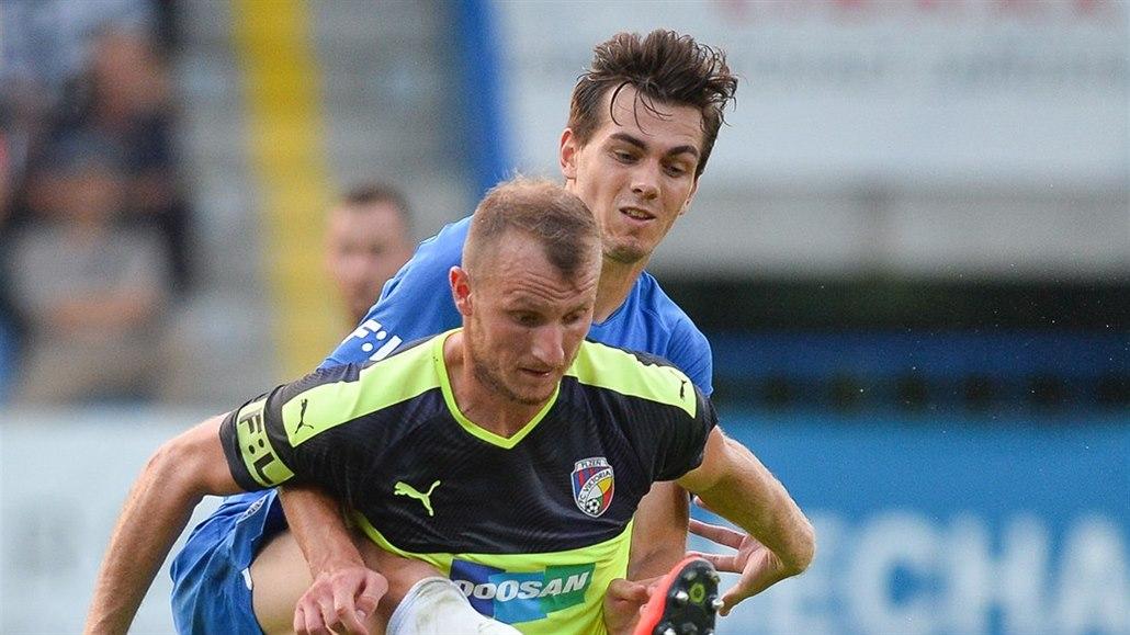 Liberec - Plzeň 1:2, góly až po půli, výhru zařídili Pernica s Kopicem