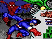 The Amazing Spider-Man and Captain America in Doctor Doom's Revenge!