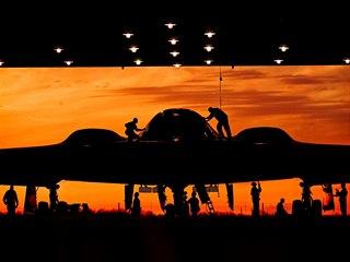 Bombardér B-2 Spirit