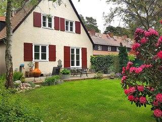 Vily a domy z idylické čtvrti Waldsiedlung Krumme Lanke byly postaveny v letech...