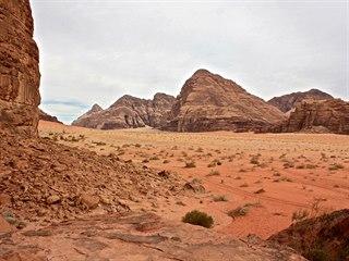 Beduínské výpravy můžete absolvovat autem či na velbloudu. Zcela určitě si...