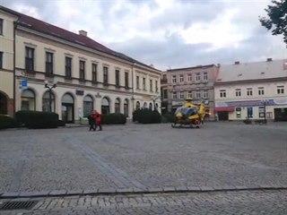 Muž vystřelil na manželku v restauraci v Rychnově nad Kněžnou