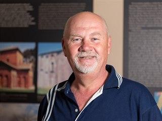 Archeolog, historik a publicista Luděk Galuška je odborníkem na období Velké...