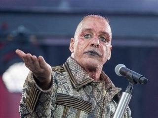 Rammstein 16. července 2019 v pražské Eden Areně