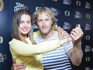 Michaela Nováková a Jakub Vágner ve StarDance X