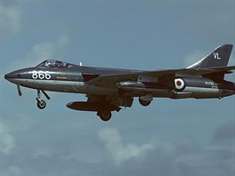Hawker Hunter Royal Navy