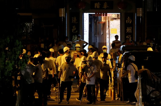 Hong kong 100 seznamek zdarma