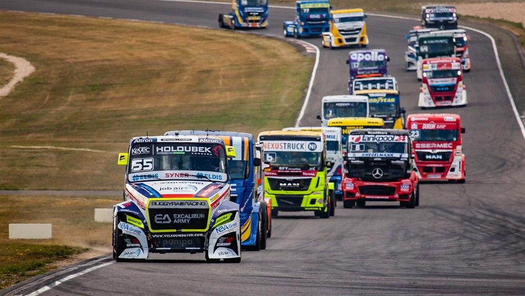 Lacko na Nürburgringu vybojoval premiérové letošní vítězství