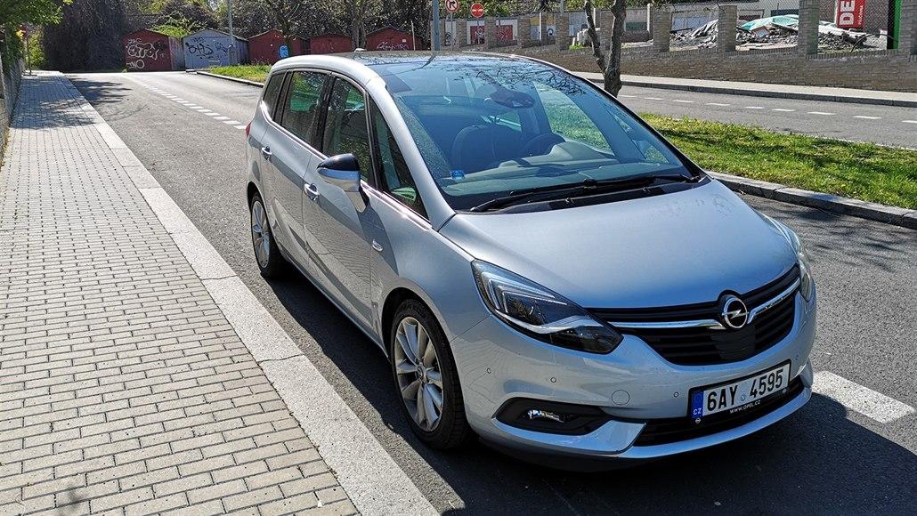 Ojeté MPV z bazaru: Opel Zafira je skvělý tip
