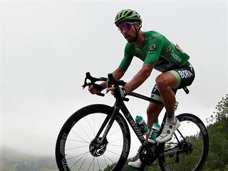 Peter Sagan ve čtrnácté etapě Tour.