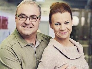 Martin Zounar a Martina Randová v seriálu Ordinace v růžové zahradě 2