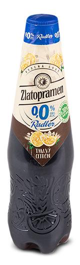 Zlatopramen Radler Tmavý Citron