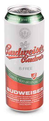 Budweiser Budvar B:Free
