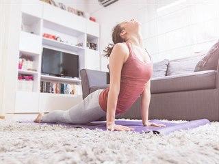 Jóga je nejlepším dobíječem baterek pro unavené tělo i mysl.