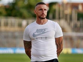 Brněnský trenér Pavel Šustr