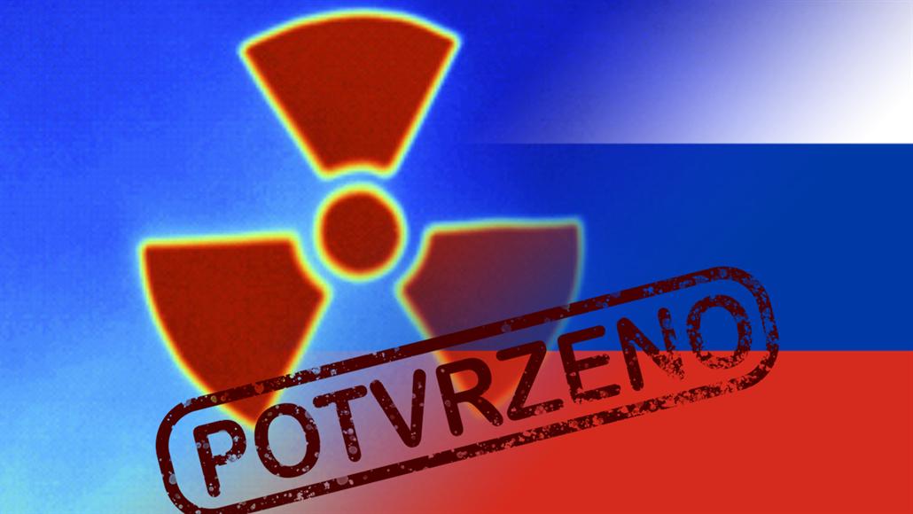 Rusko přiznalo jadernou nehodu. Normální raketa by radiaci nezpůsobila