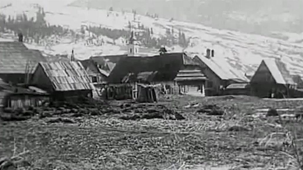 Osvobodili jsme Podkarpatskou Rus, oznámili před 100 lety Francouzi