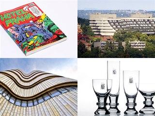 Nakladatelství BiggBoss vydalo publikaci Hotel Praha. Věnovaná je jedné z...
