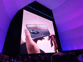 Prezentace Samsungu Note 10 v New Yorku