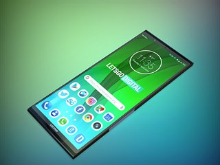 Lenovo si nechalo patentovat skládací smartphone véčkové konstrukce opatřené...