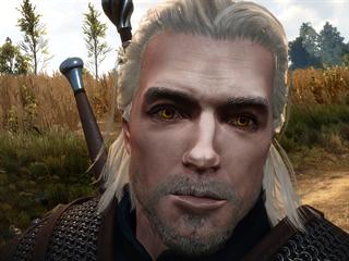 Zaklínač 3 – Geralt jako Henry Cavill