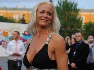 Švédská operní pěvkyně Malena Ernmanová, matka ekologické aktivistky Grety...
