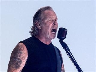 James Hetfield, Metallica, Letiště Letňany (18. srpna 2019)