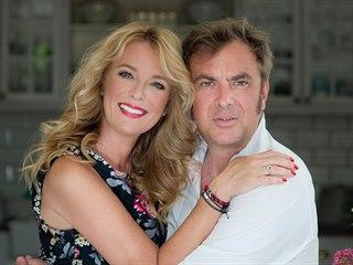 Lucie Benešová a Tomáš Matonoha
