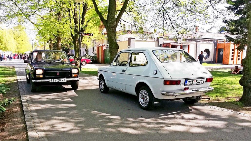 Mladého génia zabil mikrospánek. Nádherný Fiat 127 je jeho pohrobek