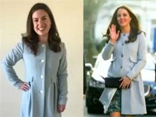 Mallory Johnson Bowlingová je velkou fanynkou vévodkyně Kate.