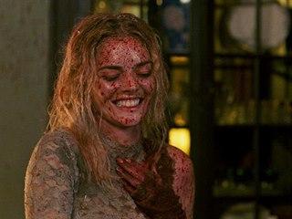 Záběr z filmu Krvavá nevěsta