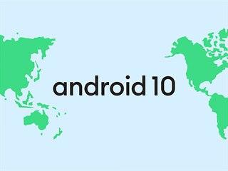 Nové logo systému Android