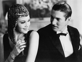 Richard Gere a Diane Laneová ve filmu Cotton club (1984)