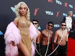 Nikita Dragunová na MTV Video Music Awards (Newark, 26. srpna 2019)