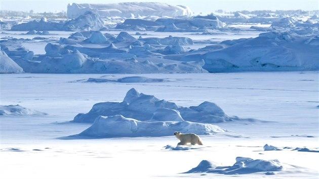 V Grónsku padl teplotní rekord. Za den roztálo 8,5 miliardy tun ledu