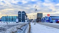 Grónská vláda kvůli klimatickým změnám pozastavila průzkum těžby ropy