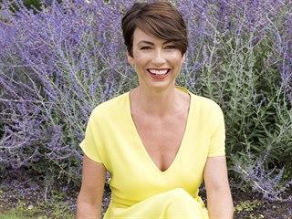 Jana Havrdová je propagátorkou zdravého životního stylu.