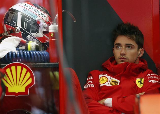 První trénink F1 v Monze patřil Leclercovi a dvojici z McLarenu
