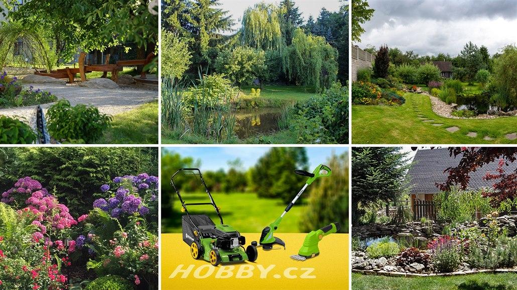 Čtenáře nejvíc zaujala přírodní zahrada, kterou pomohly navrhnout děti