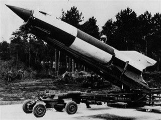 raketa V-2