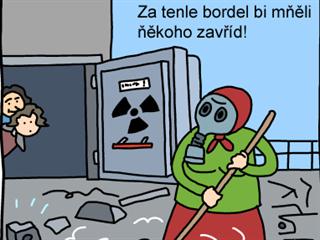 Opráski z historje svjeta - Černobyl